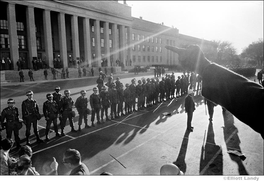 006 Pentagon Peace Demonstration, Washington, DC 1967