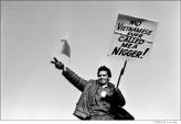 014 Along the march route, Pentagon peace demonstration, Washington, DC 1967