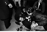 026 Police chased and beat a limping physically challenged demonstrator, NYC, 1968