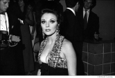 044 Joan Collins, opening night party, NYC, 1968