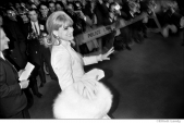 052 Melina Mercouri, opening night, NYC, 1968