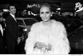 043 Faye Dunaway, premiere, NYC, 1968