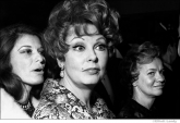 045 Arlene Dahl, opening night party, NYC, 1968