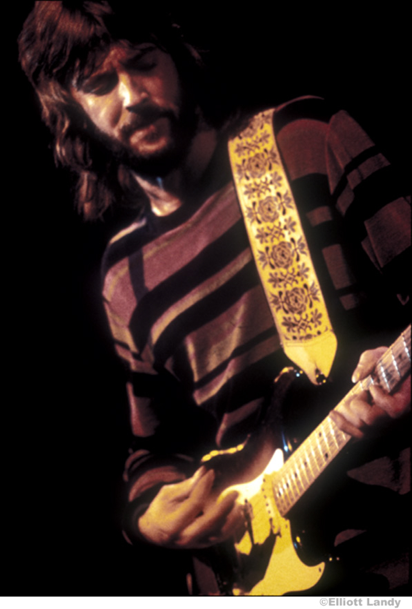 159 Eric Clapton, Derek & The Dominos. Capitol Theatre, Port Chester, NY, 1970
