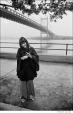 133 Melanie, where she lived as a child, Bronx, NYC, 1969