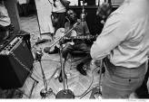 144 John Lee Hooker, recording studio, NYC, 1969