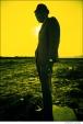 152 John Lee Hooker, NYC, 1969. Infrared color film