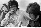 626 John Entwistle, Roger Daltry, The Who, Hotel Room Interview, NYC, 1968