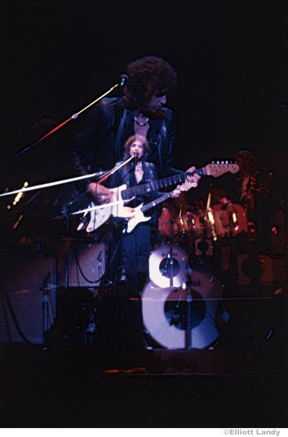 349 Bob Dylan, Madison Square Garden, NYC, 1978