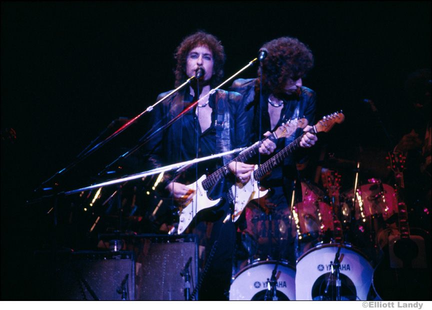 350 Bob Dylan, Madison Square Garden, NYC, 1978