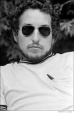 523 Bob Dylan, at his Ohayo Mountain Rd. home, Woodstock, NY, 1969