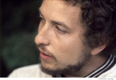 538 Bob Dylan, at his Ohayo Mountain Rd. home, Woodstock, NY, 1969