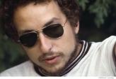 540 Bob Dylan, at his Ohayo Mountain Rd. home, Woodstock, NY, 1969