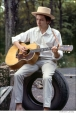 549 Bob Dylan, outside his Byrdcliffe home, Saturday Evening Post session, Woodstock, NY, 1968