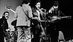 303 Bob Dylan - With The Band,, Woodie Guthrie Memorial Concert, Carnegie Hall, NYC, 1968
