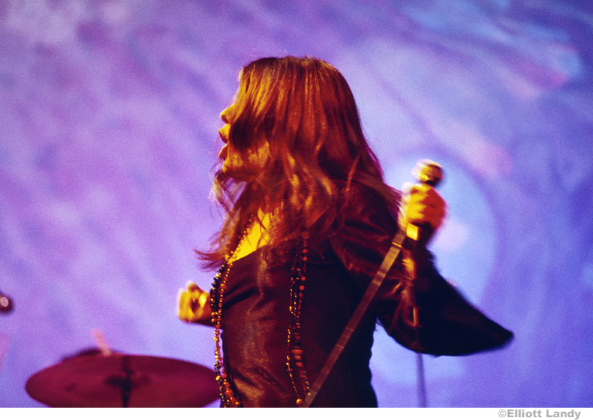 197 Janis Joplin, Big Brother and The Holding Company, Joshua Light Show, Anderson Theater, NYC, 1968