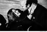 189 Janis Joplin & Clive Davis, President, Columbia Records, press party, NYC, 1968