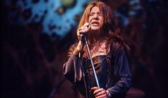 198 Janis Joplin, Big Brother and The Holding Company. Anderson Theater, NYC, 1968