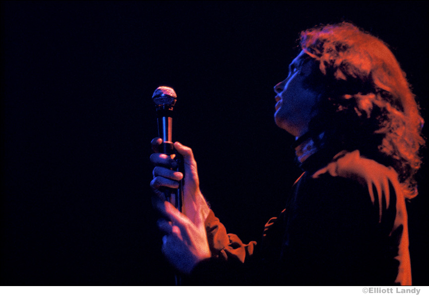 095 Jim Morrison, The Doors, Fillmore East, NYC, 1968