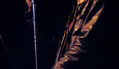 099 Jim Morrison, The Doors, Fillmore East, NYC, 1968