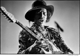 223 Jimi Hendrix, Fillmore East, NYC, 1968. Playing Fender Stratocaster
