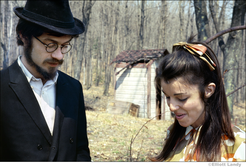 238-The-Band-Robbie-and-Dominique-Robertson-Woodstock-NY-1968