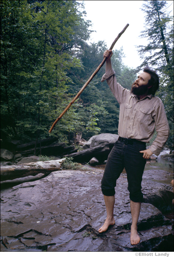 242-Garth-Hudson-The-Band-at-the-swimmin'-hole-Woodstock-NY-1968