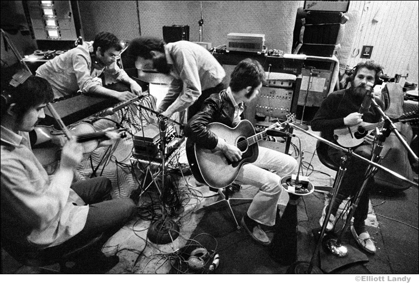 254-The-Band-recording-The-Band-album-Sammy-Davis-Jr.'s-house-Hollywood-Hills-LA-1968