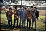 230 The Band, Rick Danko's brother's farm, Ontario, Canada, 1968