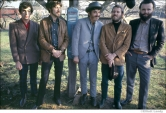 231 The Band, Rick Danko's brother's farm, Ontario, Canada, 1968