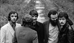 291-The-Band-outtake-from-The-Band-album-cover-session-Levon's-back-to-camera