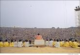 389 Swami Satchidananda, Woodstock Festival 1969, NY