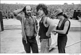 365 Michael Lang, creator of Woodstock Festival 1969, NY