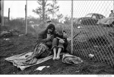 384 Couple with Woodstock programs, Woodstock Festival 1969, NY