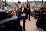 398 Leslie Loaf, side stage, Woodstock Festival 1969, NY