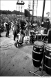 419 Canned Heat being filmed, Woodstock Festival 1969, NY