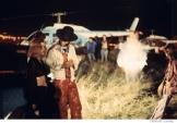 427 Helicopter landing site, Woodstock Festival 1969, NY