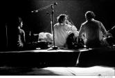 435 Ravi Shankar in the rain, Woodstock Festival 1969, NY