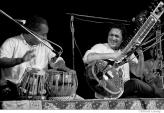 436 Ravi Shankar, Woodstock Festival 1969, NY