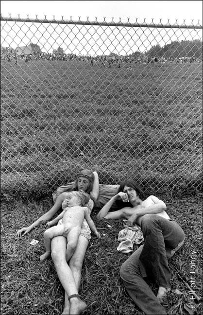People having sex at woodstock