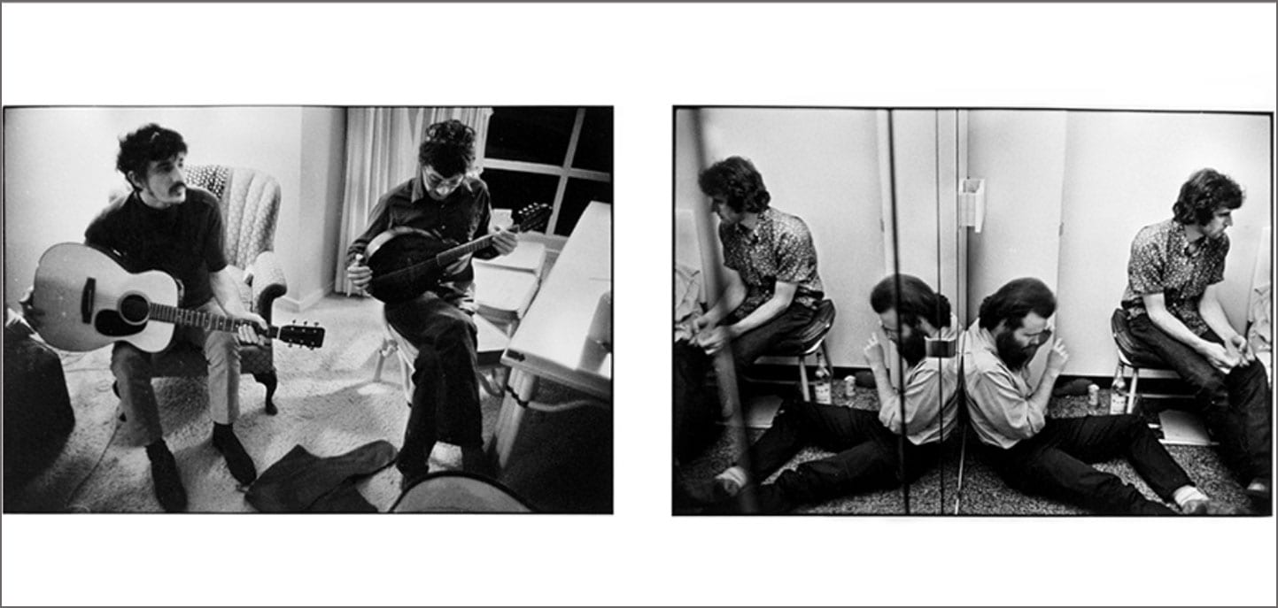 band book proofs