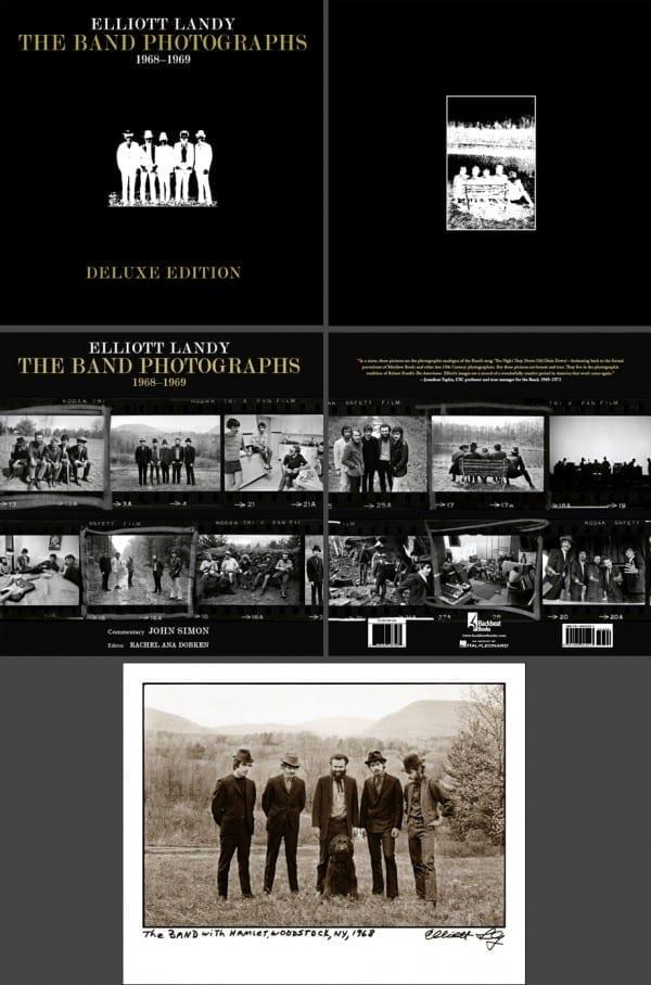 The Band Photographs by Elliott Landy