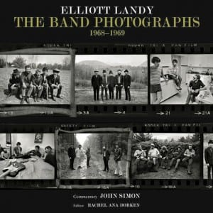The Band Photographs 1968 - 1969