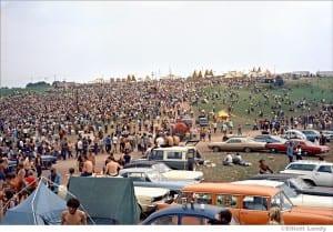 Woodstock Festival 1969 NY