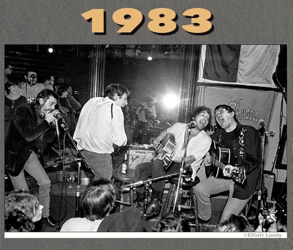 1983 Bob Dylan Prints